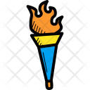 Olympics Olympic Torch Icon