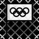 Olympics Flag Icon