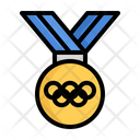 Olympics Medal Icon