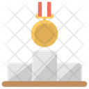 Medal Olympics Ranking Icon