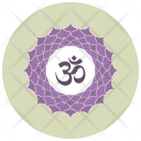 Om Sign Hindi Icon
