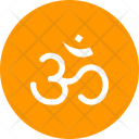 Om Sign Divine Icon