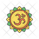 Om Aum Sound Icon