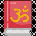 Om Book Icon