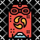 Omamori Japanese Cultures Icon