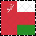 Oman Flag Icon