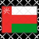 Oman Flag Flags Icon