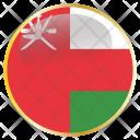Oman Islamic Country Icon