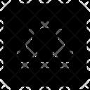 Omega Astrology Symbol Icon