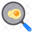 Pan Food Egg Icon