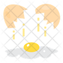 Egg Kitchen Omelet Icon