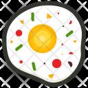 Omelette Breakfast Egg Icon