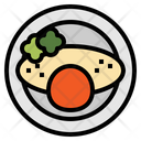 Egg Food Omelet Icon