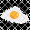 Egg Food Breakfast Icon