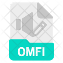 Omfi file Icon
