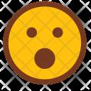 Omg Emoji Face Icon