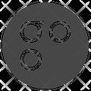 Omisego Omg Digital Icon