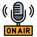 On Air Podcast Icon