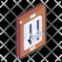 Switchboard Breaker Buttons Breaker Panel Icon