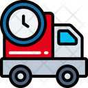 On-time Delivery Icon
