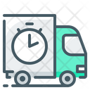 Truck Delivery Fast Delivery Icon