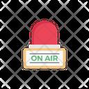Onair Advertise Online Icon