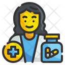 Oncologist Cancer Profession Icon