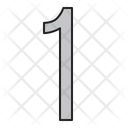 Numbers Days 1 Icon