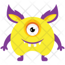 One Eyed Monster Icon