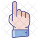 One Finger Icon