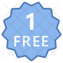 One Free Offer Icon