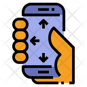 One Hand Hold Icon
