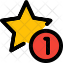 One Star Icon