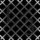 One Third Part Icon