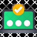 Otp One Time Password Password Icon
