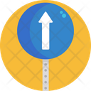 Drive Sign Road Icon