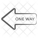 One Way Back Icon