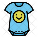 Onesie Baby Infant Icon