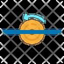 Onewheel Skateboard Icon