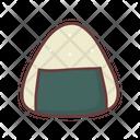 Food Onigiri Rice Icon