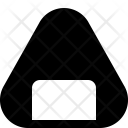 Onigiri Marshmallow Icon