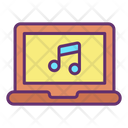 Onine Song Icon