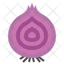 Onion Fruit Fresh Icon