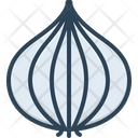 Onion Herbs Root Icon