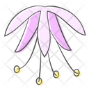 Onion Flower Plant Icon