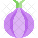 Onion Vegetable Healthy Food Icon