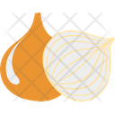 Onion Cooking Food Icon