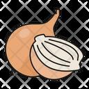 Onion Fresh Meal Icon