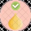 Keto Diet Onion Vegetable Icon