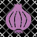 Onion Spice Vegetable Icon